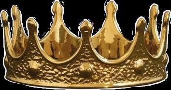 gold crown rich king queen