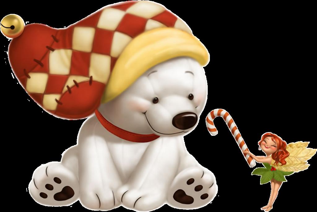 #bear #fairy #cristmas
