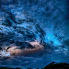 sunset nature photography picsart indonesia