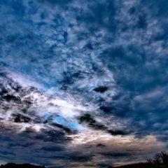 nature photography clouds sunset picsart freetoedit