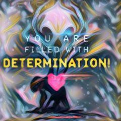 freetoedit undertale determination