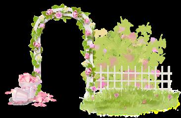 flower gardens freetoedit