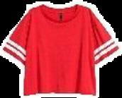 t-shirt klamotten clothes remixit red