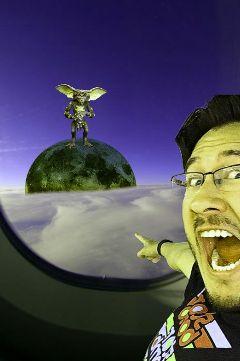 freetoedit airplaneviewremix