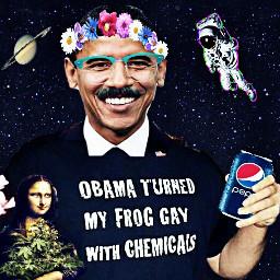 freetoedit 420 weed obama pepsi