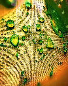 freetoedit waterdrops greeneffect 420stickers