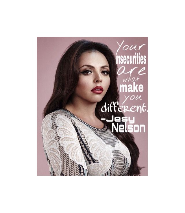 Jesy Nelson Quotes