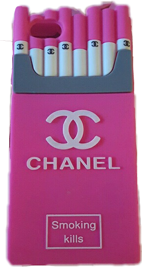 #phonecover #phone #cover #mobile #pink #girly #girl #cute #cigarette  #smoking #nosmoking