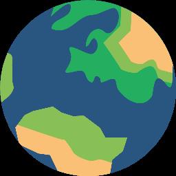 earth earthday earthstickers globe world
