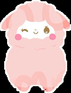 pink sheep freetoedit