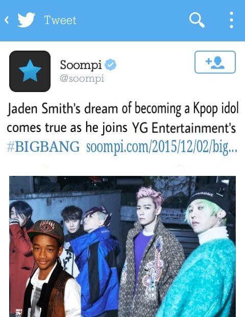 WTF DID I JUST DO (this isnt a real article) #bigbang #gdragon #top #daesung #seungri #taeyang #jadensmith #kpop #korea