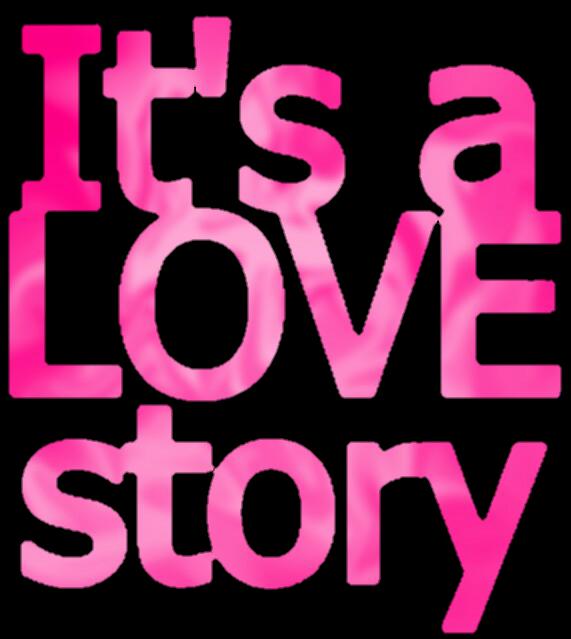 #itsalovestory #love #lovestory #pink #text