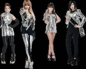 2ne1 blackjackforever girl girlgroup kawai