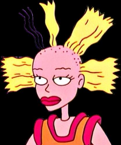 #cynthia #doll #rugrats #90s #toys #blonde