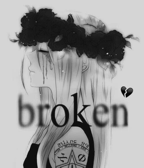 Sad lonely anime girl tumblr