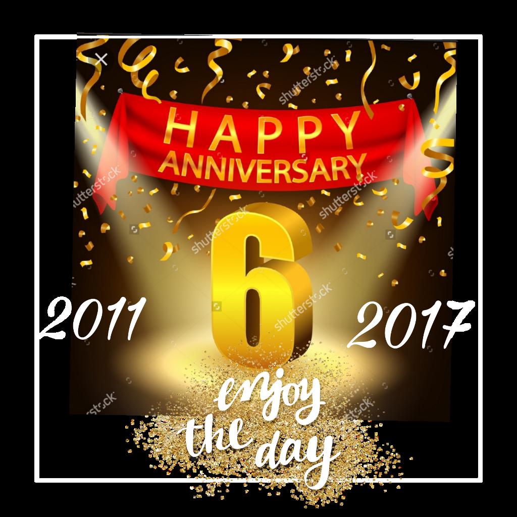Happy 6 Year Anniversary At My Job 42511 42517