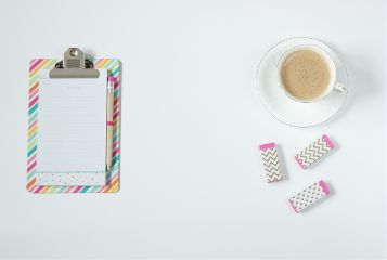 freetoedit cup notebook objects minimalistic