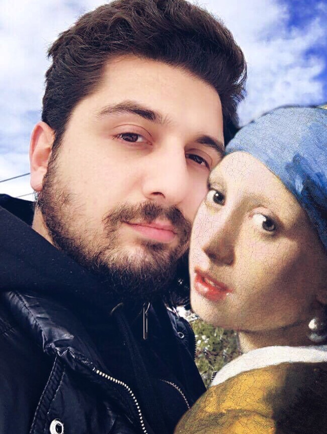 #FreeToEdit #remix #girlfriend #selfie
