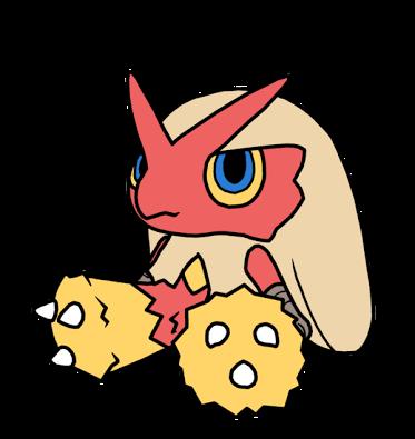 Blaziken chibi