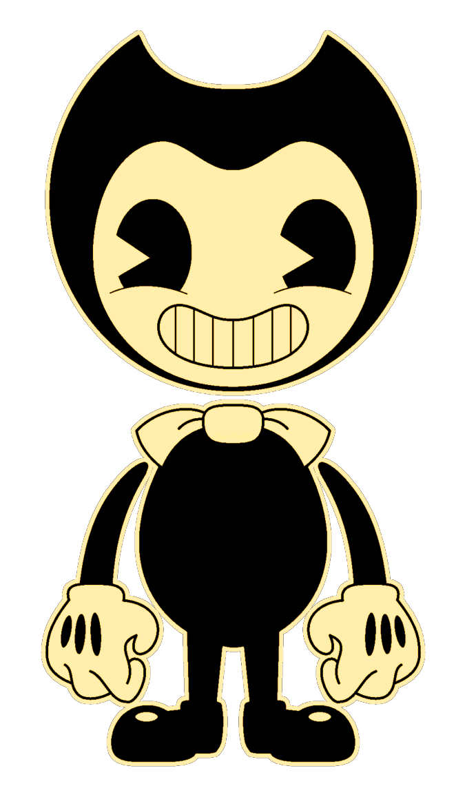 BENDY FULL BODY FREE TO USE AND STUFF HASHTAGS: BATIM ...