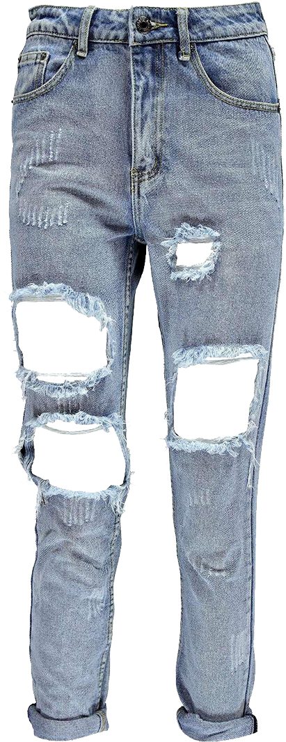 #unisex #pants #ripped #rip #jeans #denim #dress #clothe #girl #fashion #trend #torn #style