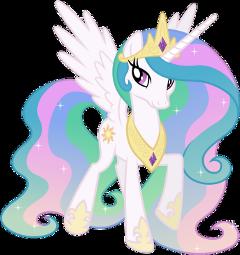 mylittlepony princesscelestia unicorn freetoedit