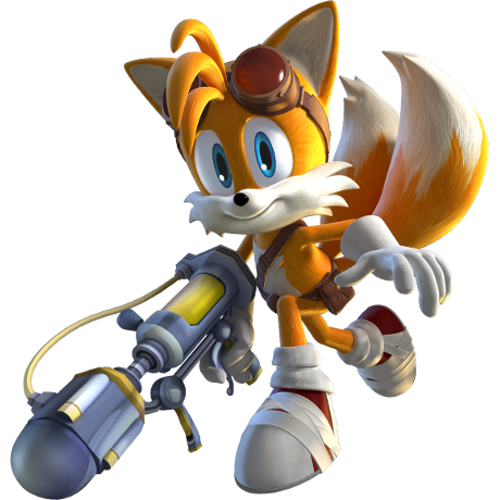 #Tails miles sonic boom#FreeToEdit