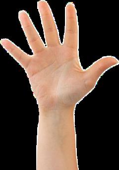 freetoedit hand