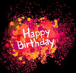 birthday happybirthday birthdayparty bday phrase