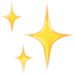 sparkle iphone emoji freetoedit