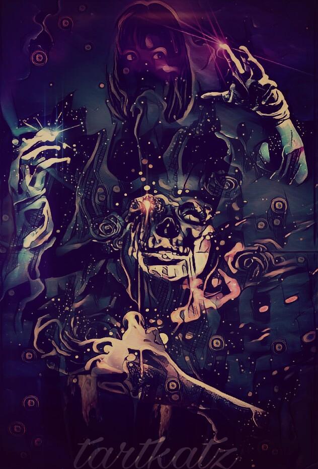 #FreeToEdit #tartkatz #swagart #art #horror #arielrebel