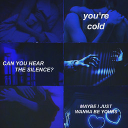 blue darkblue blueaesthetic lonely lonelyaesthetic