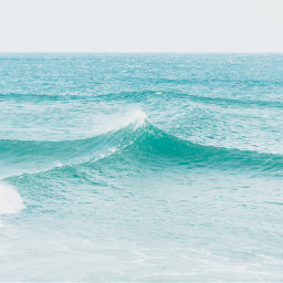 FreeToEdit water wave nature blue sea ocean
