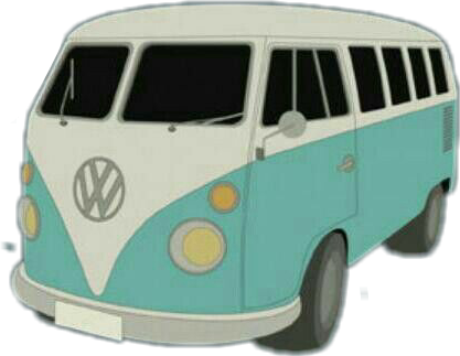 #hippiecar