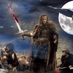 freetoedit battlefield highlander battles swords