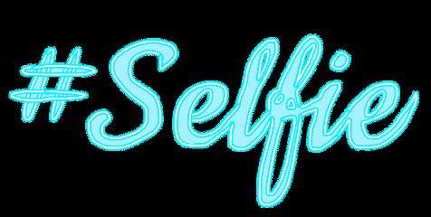 ftestickers selfie text