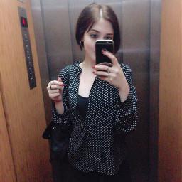selfie vsco vscocam elevatorselfie elevator freetoedit
