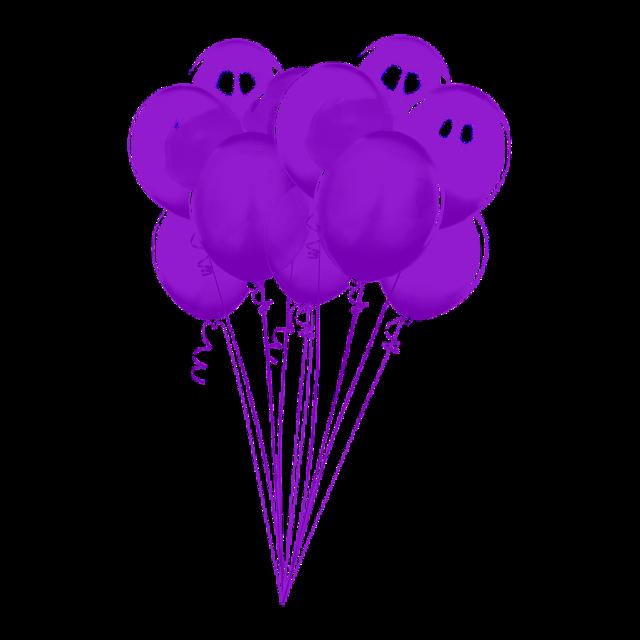 #balloonstickers #balloons #purple
