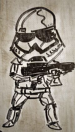 mayfourth starwarsday stormtrooper freetoedit maythefourthbewithyou