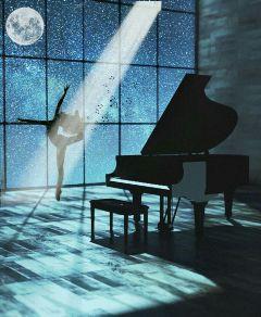 freetoedit girl dance music windows