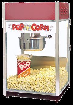 popcorn machine freetoedit