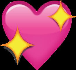 emoji corazón freetoedit coraz
