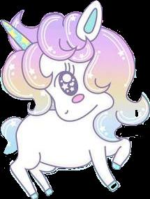 unicorn rainbow little sweet freetoedit