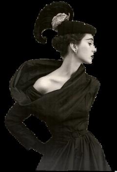 woman person fashion 1950sfashion modern
