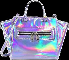 bag purse silver freetoedit