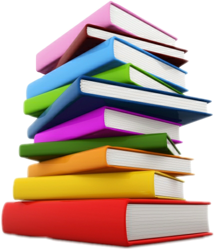 books colors book - Sticker by Ale Ramirez