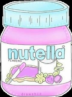 nutella purple draw freetoedit