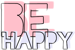 behappy be happy monday freetoedit