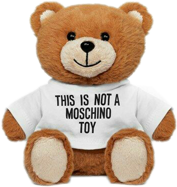 #ours #panda #toy #perfume #smell #brume #fregrence #kids #cute #moschino