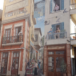 dpcpainting buildingphotography graffitiart architecture everydaylife